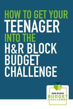 How to Sign Up for Budget Challenge - Just for Parents #parenting #scholarships #teenagers