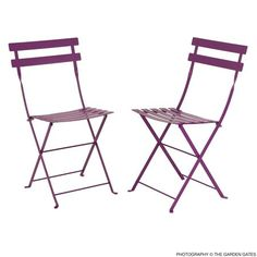 Bistro Folding Chair- Fermob Bistro Chairs  $198.00