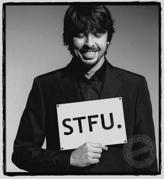 Epic Dave Grohl is Epic - STFU srsly