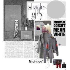 """""""Grey in november"""" by pillef on Polyvore"""