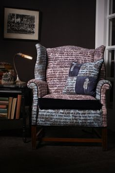 Another great reading chair