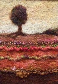 ★ HOW TO Felt Wool   Felting Craft Tutorials & Projects ★