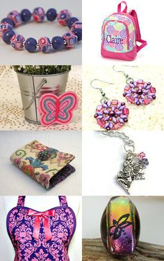 Girly Finds by Renee on Etsy--Pinned with TreasuryPin.com