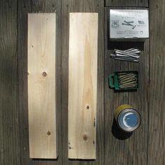 DIY: Jewelry Board #jewelry #DIY