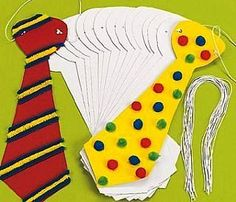 Kids Fathers Day Craft Idea, Craft Activity for Children, kids crafts, childrens craft supplies, crafts for kids