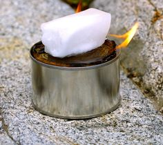 Meridian Magazine - Fire Up Your Tin Can Stove for Summer Fun and Family Preparedness