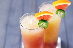 Spicy Tequila Sunrise   Gimme Some Oven
