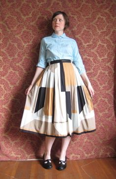 Love this skirt from White Apple on Etsy (sold).