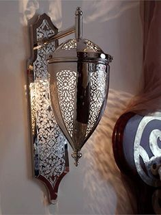 metal lighting fixture, handmade moroccan wall lights, need to find where to buy these wall lights from!