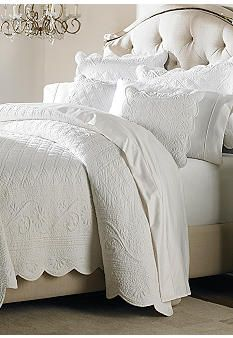 Biltmore® For Your Home Trapunto Quilt Collection.
