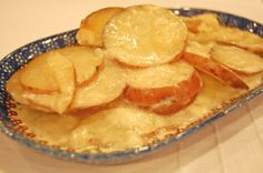Scalloped Potatoes in the slow cooker