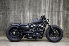 Rough Crafts Custom Motorcycles