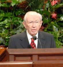 A collection of quotes from Gordon B. Hinckley. Reading them makes me see how much he focused on being positive, and happy, and doing our best without criticizing ourselves, and feeling good about ourselves.