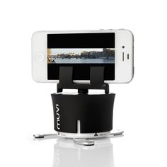 MUVI X-Lapse Camera Accessory – 360° auto-rotating gadget which captures sweeping time-lapse images. Read more…