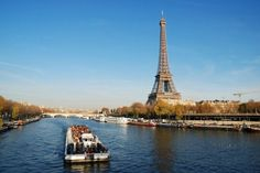 Top places to visit: Paris, France