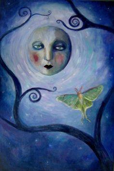 Clair De Lune by flea-sha