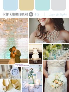 Inspiration-board 45 - Love & Light