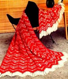 Image detail for -Free Crochet Patterns Christmas Afghans images