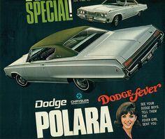 1968 Dodge Polara 2 Door Hardtop