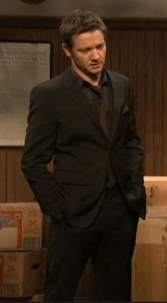 """Hi everyone! I'm currently working on a """"Jeremy Renner on Saturday Night Live"""" board and will be posting all the pics/videos/gifs on that board. Be sure to follow that board."""