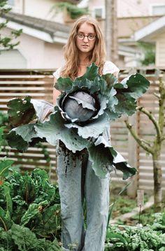 squaremeal:  (via Ms. Chatelaine Lisa Giroday is a hip, urban farmer)