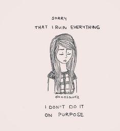 heart felt quotes, depress quotes, depressive quotes, depression quotes, im so sorry quotes, depressed girl quotes, dark, i'm sorry quotes., depressing quotes