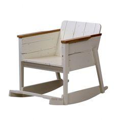 Rocking Chair in Scrapwood - Living