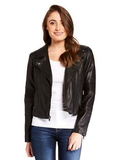 Toni Leather Jacket