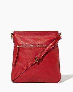 Carolyn Crossbody Bag   UPC: 450900447977 #charmingcharlie #COTM
