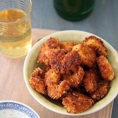 appet, bang bang shrimp, coconuts, curri coconut, coconut shrimp, curri flavor, seafood obsess, recip, yummi food