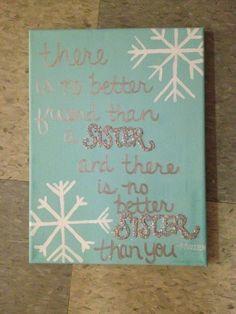 Frozen quote, sisters, frozen