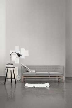 Mayor Sofa design by Arne Jacobsen