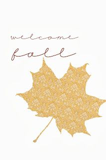 Perspective... fall printables