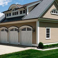 Garage Doors/dormer