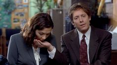 Secretary, Maggie Gyllenhaal and James Spader.