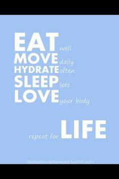 Make it a daily habit.