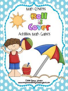 Free!!! Beach theme roll & cover fun!!!