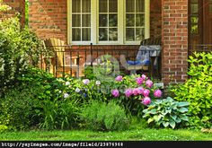 front garden of house - Google Search
