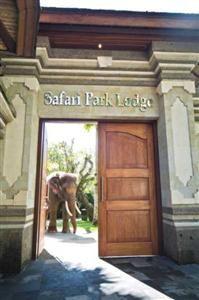 Elephant Safari Park Lodge - Bali