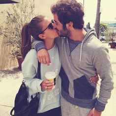 relationship, beaches, cleanses, casual coupl, coffee, coupl pictur, casual outfits, blog, kisses