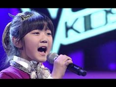 [Watch] Mnet The Voice Kids : Yoon Si Young -Tomorrow. Are amazed by her voice?