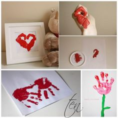 Easy Decorations for Valentine's Day | Simple Ideas for Handmade Crafts & Decor - bystephanielynn