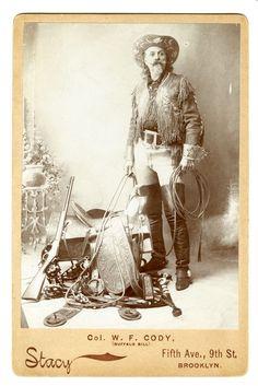 Col. Buffalo Bill Cody