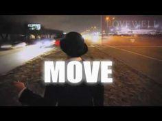 Mercy Me.  Move!