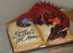 Totally awesome geeky cakes