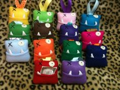 What a cute idea for the birthday favors at about the age of 5 or six.