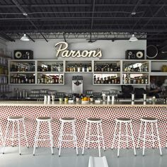 Chicago | Parsons • 2952 W. Armitage Ave. – mm chicken and fish, sure why not! / we heart #environmental