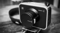 Blackmagic Cinema Camera: Great for the budding Steven Spielbergs out there.
