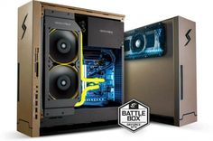 Digital Storm's newest Bolt II gaming PC is powered by an Nvidia Titan Z card.