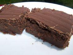 Black Bean Brownies - Linda's Lunacy